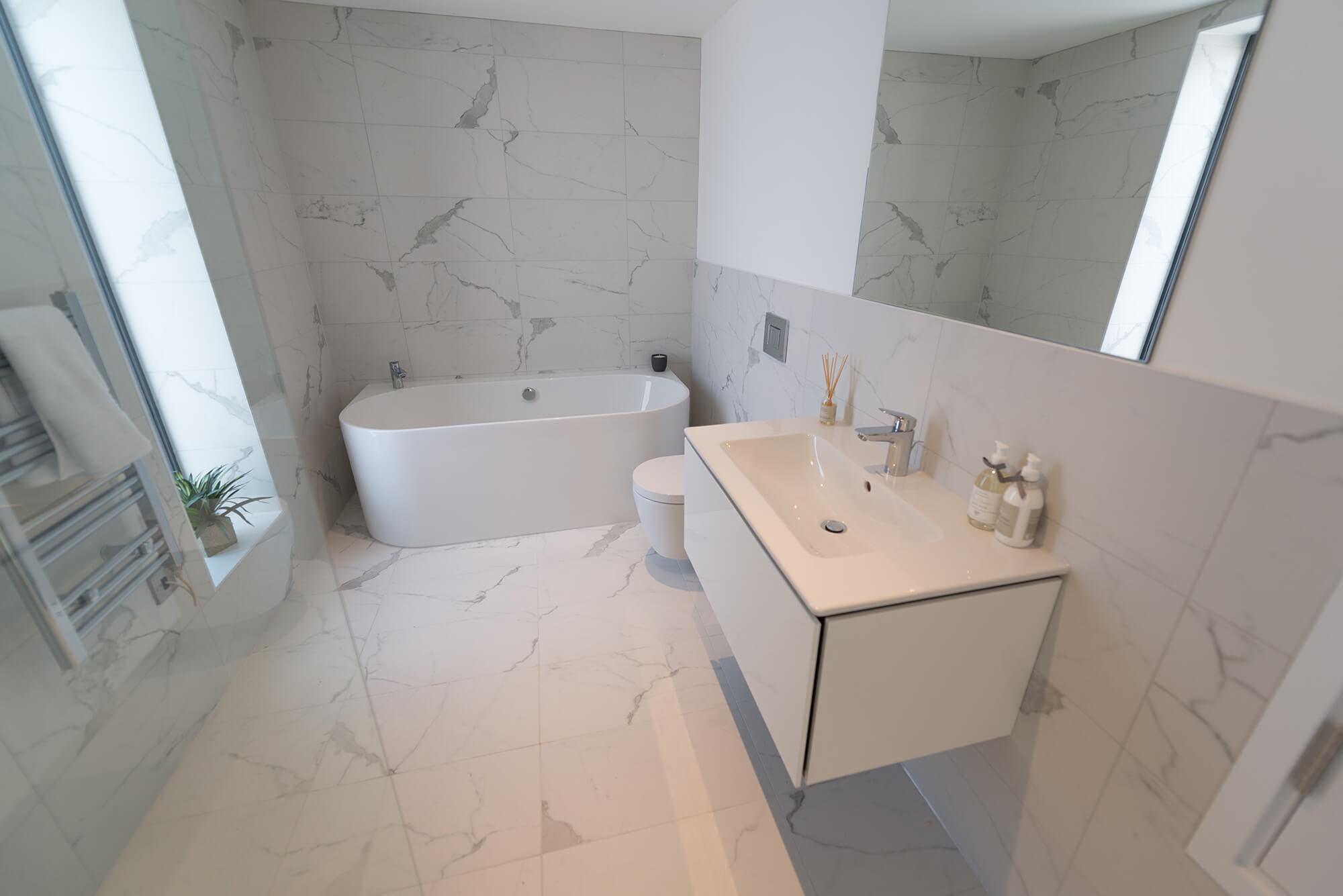 High quality bathroom